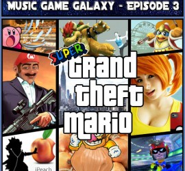 Music Game Galaxy - Episode 3 Cover