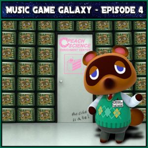 Music Game Galaxy - Episode 4 Cover